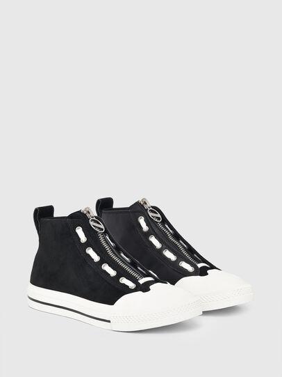 Diesel - S-ASTICO MZIP W, Black - Sneakers - Image 2