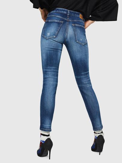 Diesel - Babhila 069FY, Medium blue - Jeans - Image 2