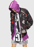 J-NAO-PALM, Multicolor/Black - Jackets
