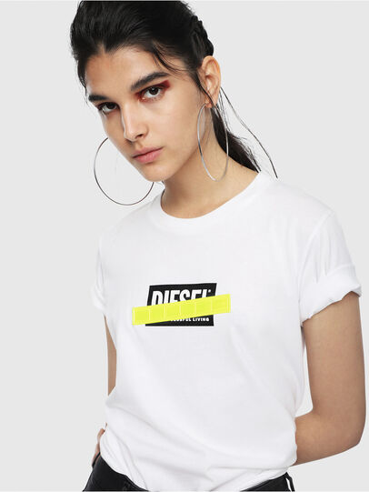 Diesel - T-SILY-WL,  - T-Shirts - Image 3