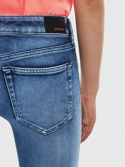 Diesel - Slandy Low 0095P,  - Jeans - Image 4