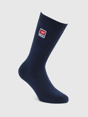 SKM-RAY, Blue - Socks