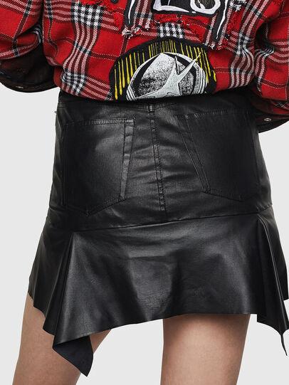 Diesel - L-BRYA, Black - Skirts - Image 2