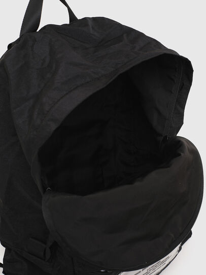 Diesel - BAPAK, Black - Backpacks - Image 6