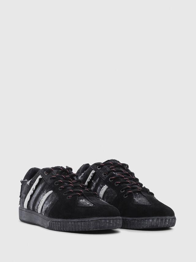 Diesel - S-MILLENIUM LC, Black - Sneakers - Image 2