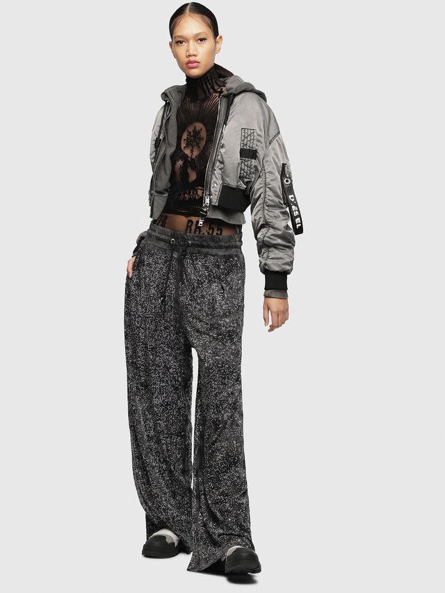 Diesel - G-IKUE, Grey - Jackets - Image 5