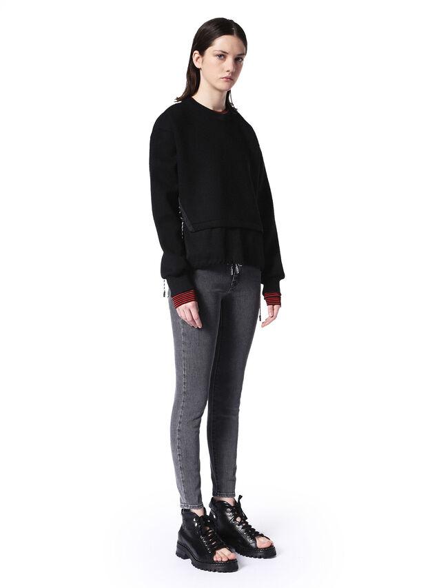 TYPE-165A, Black Jeans