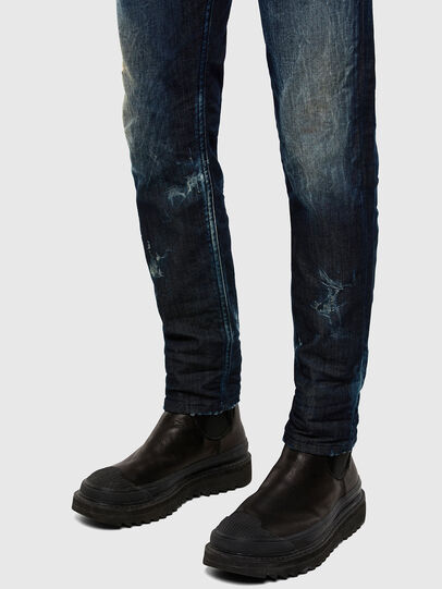 Diesel - Thommer JoggJeans® 009KI, Dark Blue - Jeans - Image 5