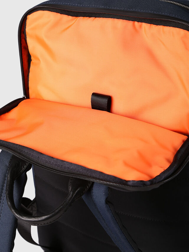 Diesel - M-PROOF BACK, Blue Jeans - Backpacks - Image 5