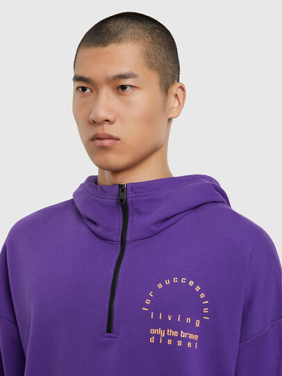 Diesel - S-UMMERZI, Violet - Sweaters - Image 3
