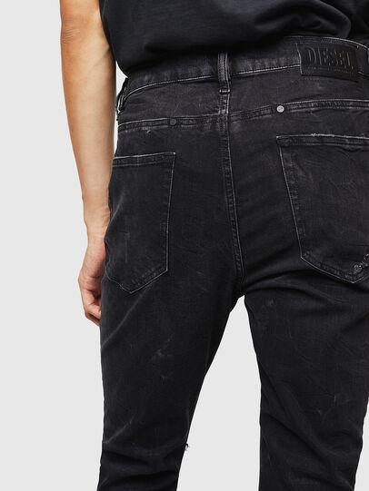 Diesel - D-Eetar 069DV, Black/Dark grey - Jeans - Image 4