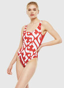 BFSW-FLAMNEW, Red/White - Swimsuits