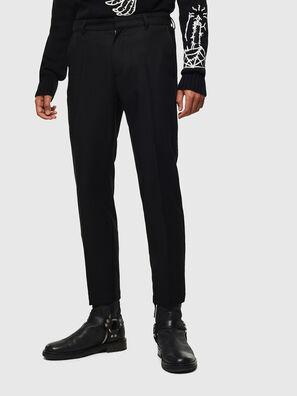 P-RING-SMP, Black - Pants