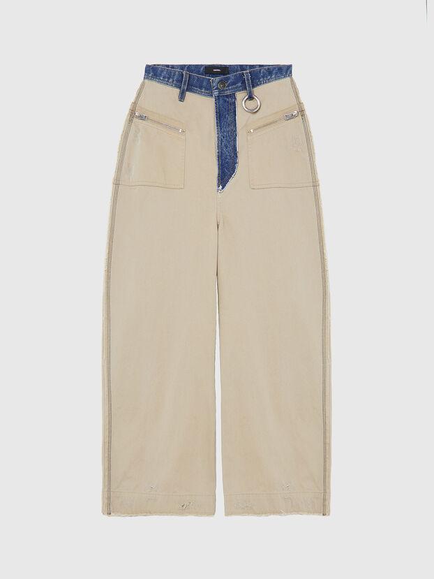 P-ACAY-DT, Beige - Pants