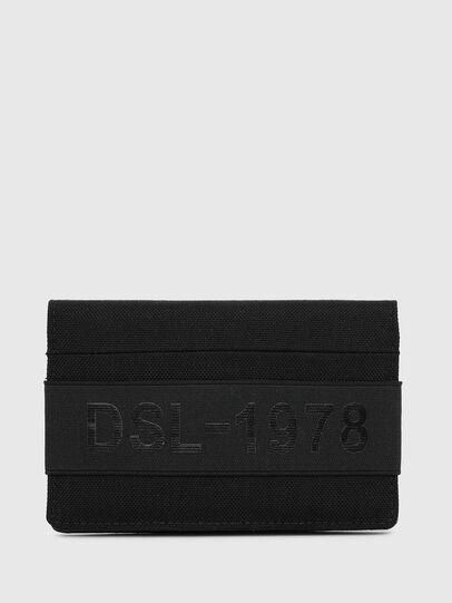 Diesel - ORGANIESEL, Dark Blue - Small Wallets - Image 1