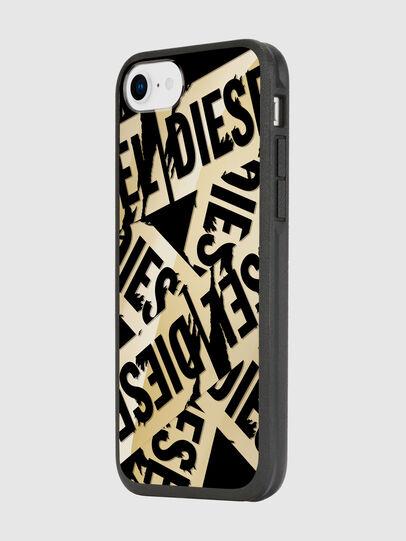 Diesel - MULTI TAPE GOLD/BLACK IPHONE 8/7/6S/6 CASE,  - Cases - Image 5