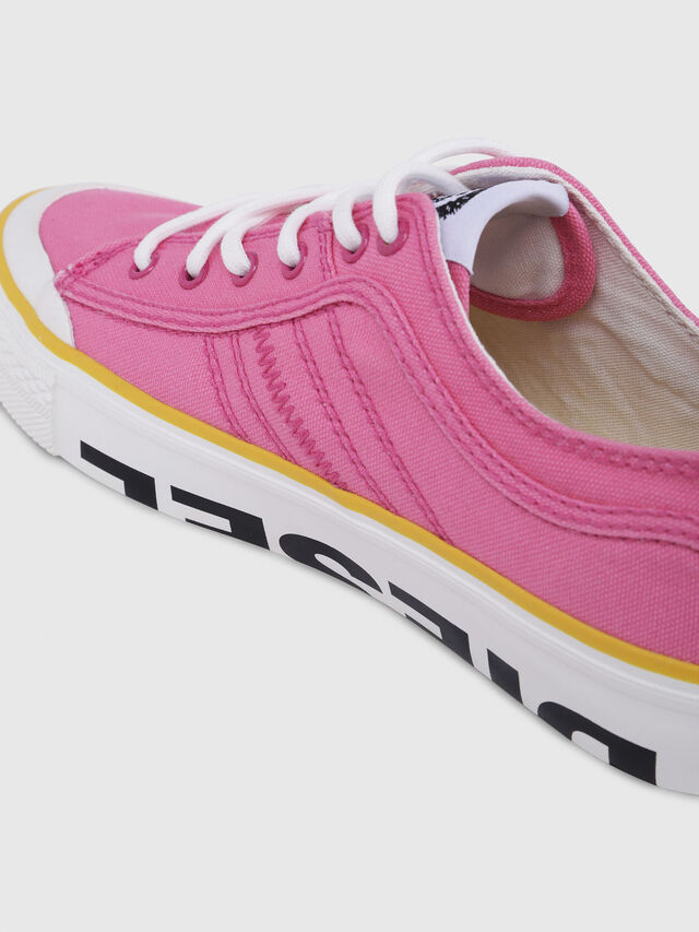 Diesel - S-ASTICO LC LOGO W, Pink - Sneakers - Image 5
