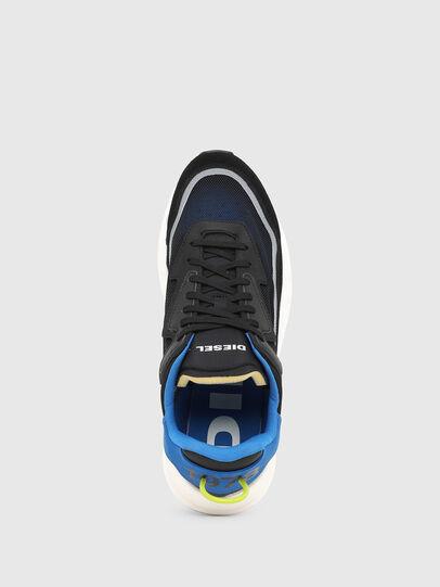 Diesel - S-SERENDIPITY SM, Black/Blue - Sneakers - Image 6