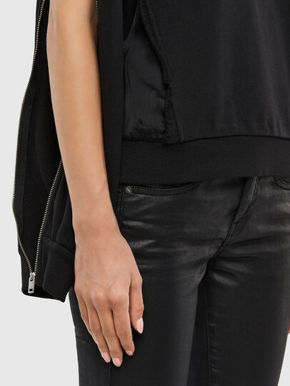 Diesel - D-Ollies JoggJeans 069QJ, Black/Dark grey - Jeans - Image 6