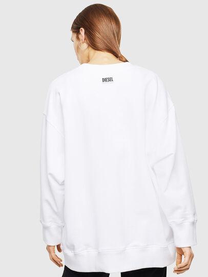 Diesel - F-AKUA, White - Sweaters - Image 2