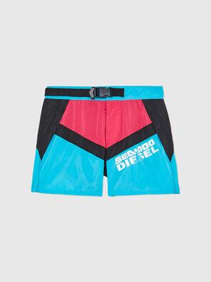 BMBX-CAYBAYDOO, Azure - Swim shorts