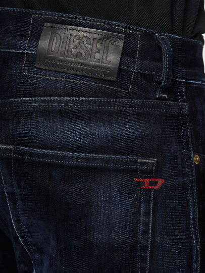 Diesel - D-Strukt 0091U, Dark Blue - Jeans - Image 4