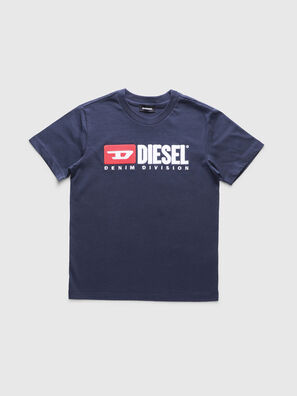 TJUSTDIVISION, Dark Blue - T-shirts and Tops