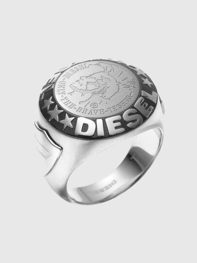 Diesel - DX0182, Silver - Rings - Image 1