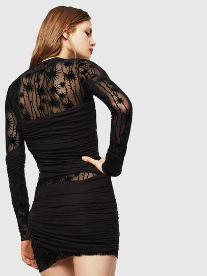 Diesel - D-LARY, Black - Dresses - Image 2