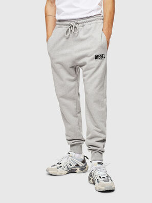 P-TARY-LOGO, Grey - Pants