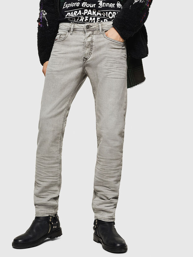Buster 069II, Light Grey - Jeans