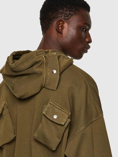 Diesel - S-ERPOCKOO-B1, Olive Green - Sweaters - Image 4