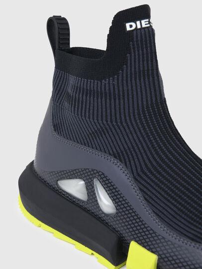 Diesel - H-PADOLA MID TREK, Black - Sneakers - Image 4