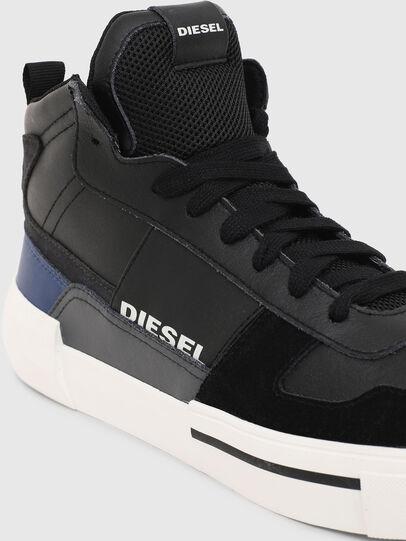Diesel - S-DESE MG MID, Black - Sneakers - Image 4