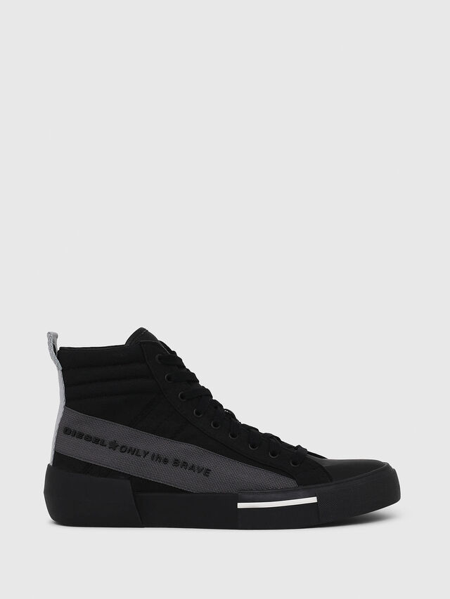Diesel - S-DESE MC, Black/Grey - Sneakers - Image 1