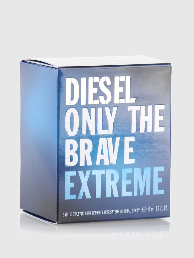 Diesel ONLY THE BRAVE EXTREME 50ML, Dark Blue - Only The Brave - Image 3