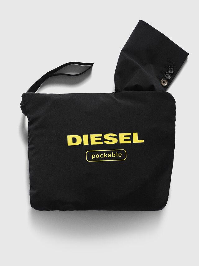 Diesel - J-MOSYER, Black - Jackets - Image 3