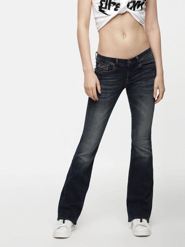 Diesel Lowleeh 0814W, Dark Blue - Jeans - Image 1