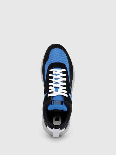 Diesel - S-SERENDIPITY LOW CU, Black/Blue - Sneakers - Image 6