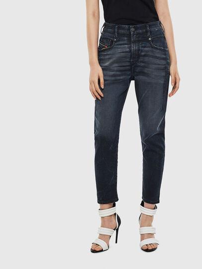 Diesel - FAYZA JoggJeans® 069MD, Dark Blue - Jeans - Image 1