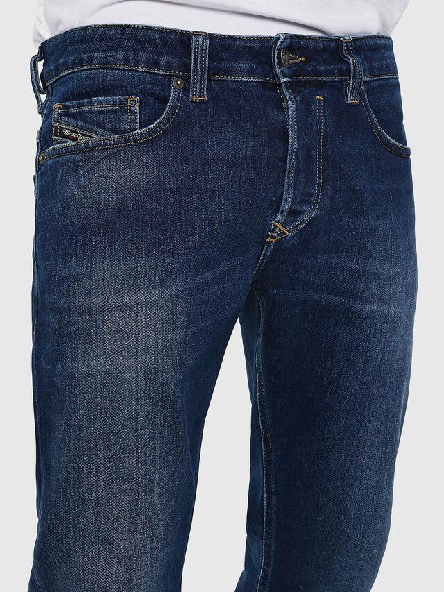 Diesel - Safado 0870F, Medium blue - Jeans - Image 3