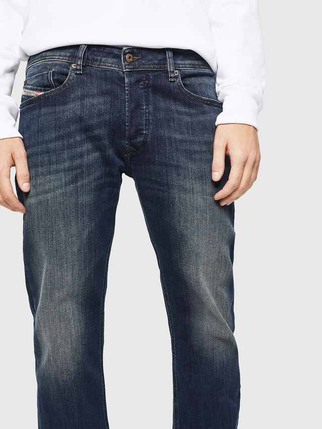 Diesel Waykee 0814W, Dark Blue - Jeans - Image 3