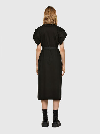 Diesel - D-FLIX-C, Black - Dresses - Image 6