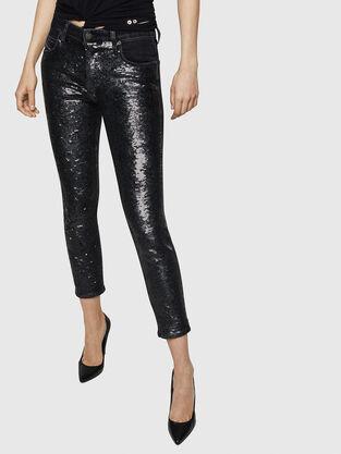 Babhila 0093G, Black/Dark grey - Jeans