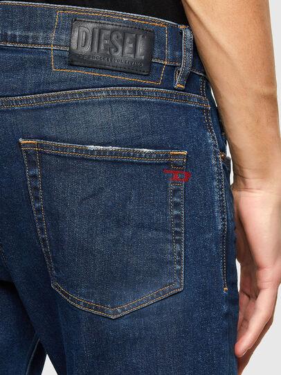 Diesel - D-Strukt 009NV, Dark Blue - Jeans - Image 4