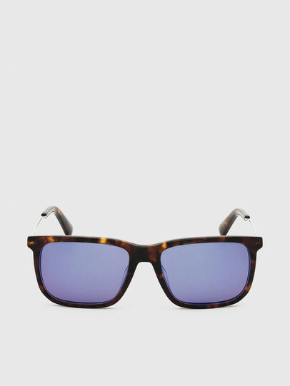 Diesel - DL0309, Brown - Sunglasses - Image 1