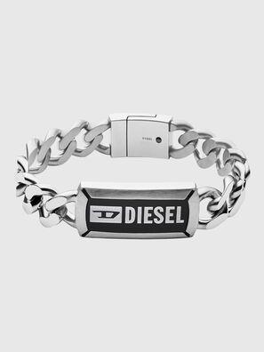 DX1242, Silver - Bracelets