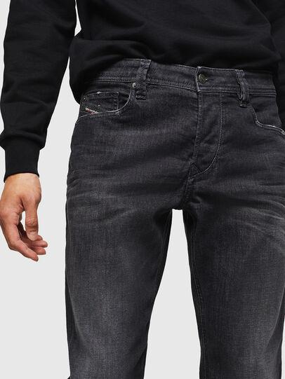 Diesel - Larkee-Beex 082AS, Black/Dark grey - Jeans - Image 3