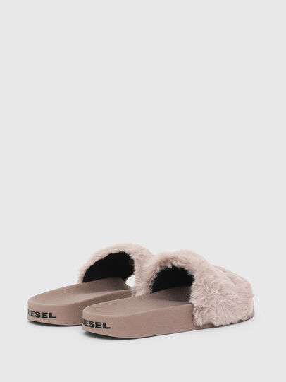 Diesel - SA-VALLA R W, Pink - Slippers - Image 3