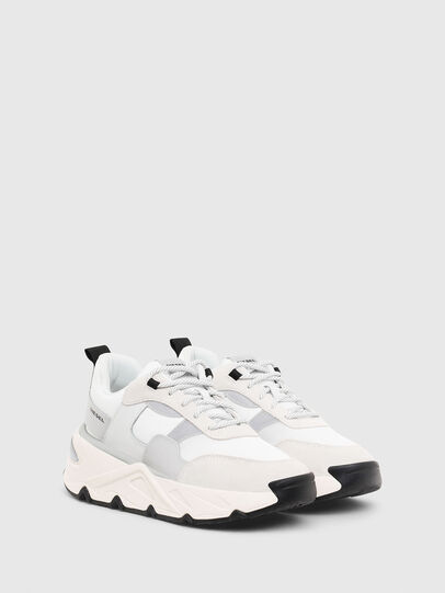 Diesel - S-HERBY LOW, White - Sneakers - Image 2